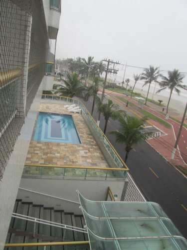 Apartamento, código 664 em Praia Grande, bairro Caiçara