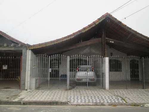Casa, código 674 em Praia Grande, bairro Caiçara