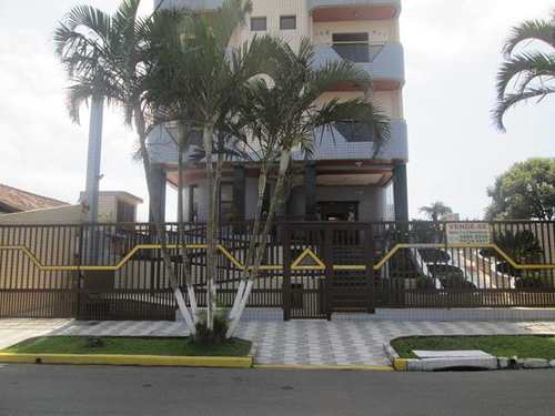 Apartamento, código 682 em Praia Grande, bairro Maracanã