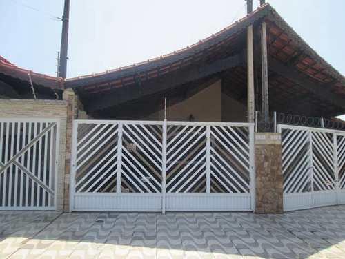 Casa, código 687 em Praia Grande, bairro Caiçara