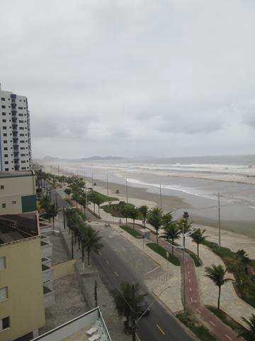 Apartamento, código 691 em Praia Grande, bairro Caiçara
