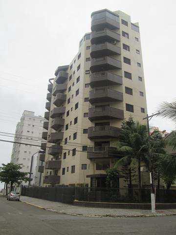 Apartamento, código 692 em Praia Grande, bairro Caiçara