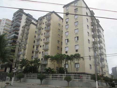 Apartamento, código 693 em Praia Grande, bairro Caiçara