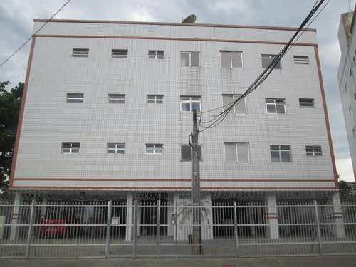 Apartamento, código 702 em Praia Grande, bairro Caiçara
