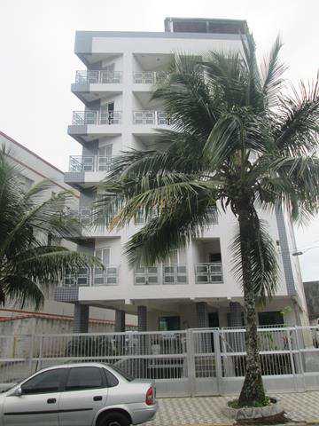 Apartamento, código 709 em Praia Grande, bairro Caiçara