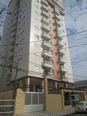 Apartamento, código 762 em Praia Grande, bairro Caiçara