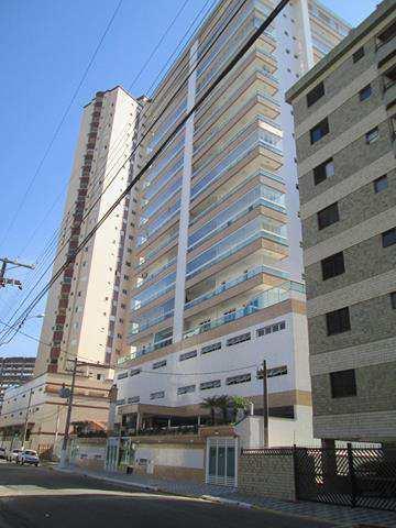 Apartamento, código 768 em Praia Grande, bairro Caiçara
