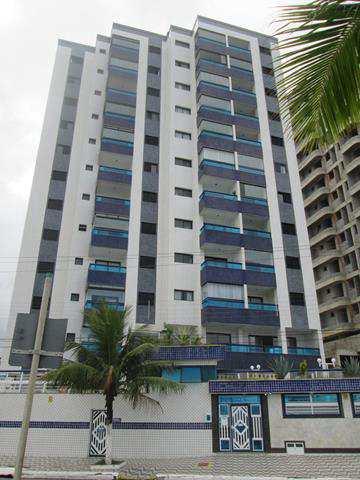 Apartamento, código 830 em Praia Grande, bairro Caiçara