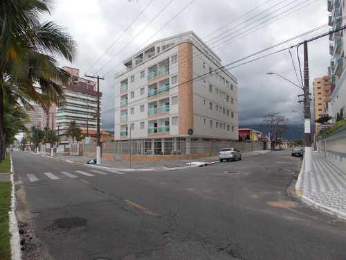 Apartamento, código 3 em Praia Grande, bairro Caiçara