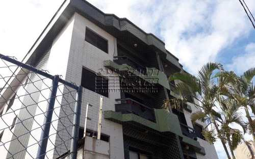 Apartamento, código 5668 em Praia Grande, bairro Caiçara