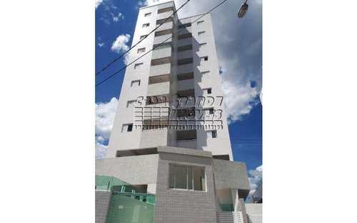 Apartamento, código 5608 em Praia Grande, bairro Caiçara