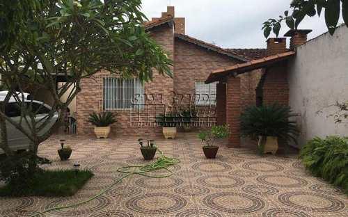 Casa, código 5565 em Praia Grande, bairro Caiçara