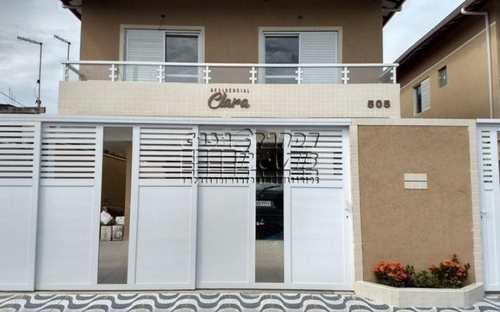 Casa de Condomínio, código 5526 em Praia Grande, bairro Mirim