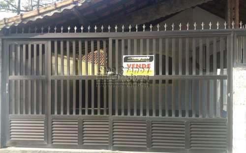 Casa, código 5433 em Praia Grande, bairro Maracanã
