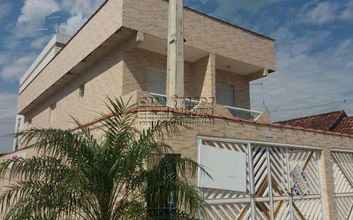 Casa de Condomínio, código 5276 em Praia Grande, bairro Maracanã