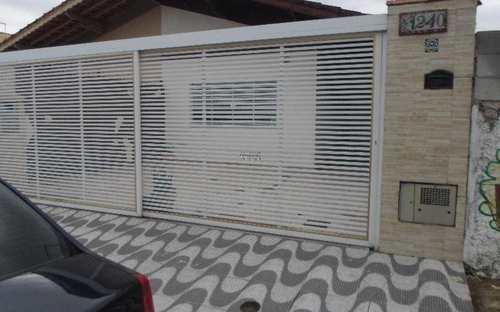 Casa, código 5228 em Praia Grande, bairro Caiçara