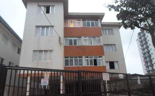 Apartamento, código 5215 em Praia Grande, bairro Mirim
