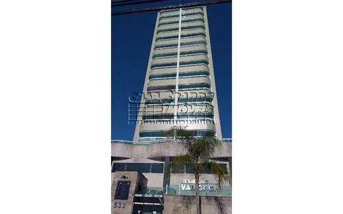 Apartamento, código 5153 em Praia Grande, bairro Cidade Ocian