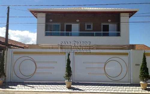 Casa de Condomínio, código 5143 em Praia Grande, bairro Maracanã