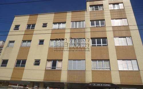 Apartamento, código 5139 em Praia Grande, bairro Caiçara