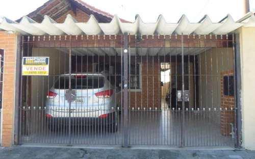 Casa, código 4977 em Praia Grande, bairro Maracanã