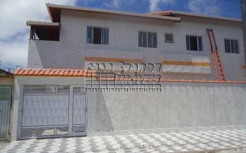 Casa, código 4722 em Praia Grande, bairro Nova Mirim