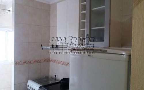 Apartamento, código 4468 em Praia Grande, bairro Maracanã