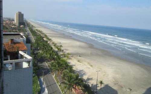 Apartamento, código 4050 em Praia Grande, bairro Flórida