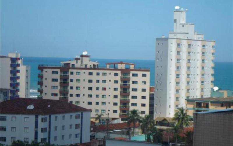 Cobertura em Praia Grande, no bairro Caiçara