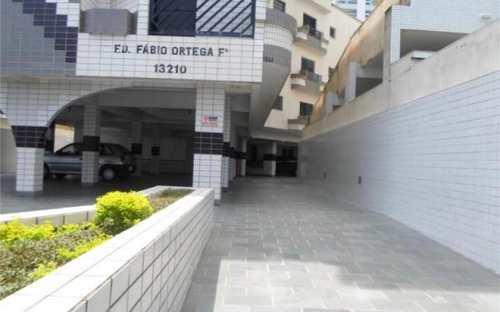 Apartamento, código 3913 em Praia Grande, bairro Caiçara