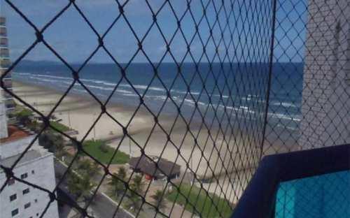 Apartamento, código 2735 em Praia Grande, bairro Caiçara