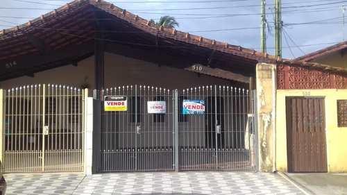 Casa, código 5735 em Praia Grande, bairro Maracanã
