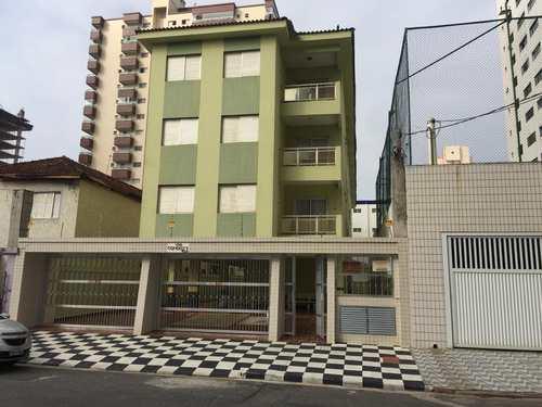 Apartamento, código 5748 em Praia Grande, bairro Caiçara