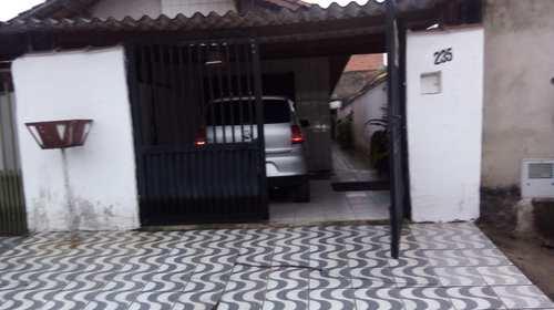 Casa, código 5754 em Praia Grande, bairro Nova Mirim