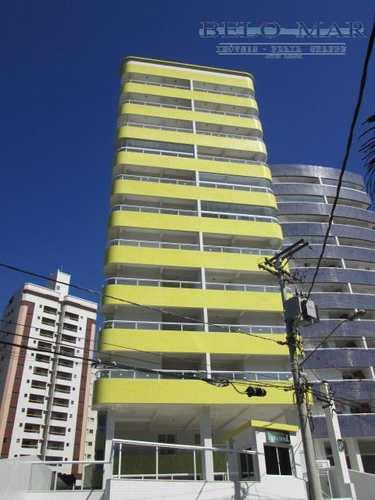 Apartamento, código 5860 em Praia Grande, bairro Mirim