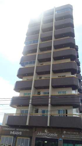Kitnet, código 5866 em Praia Grande, bairro Caiçara
