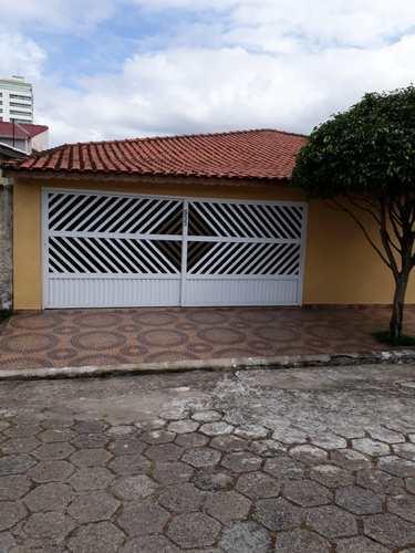 Casa, código 5870 em Praia Grande, bairro Canto do Forte