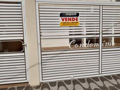 Casa de Condomínio, código 5891 em Praia Grande, bairro Maracanã