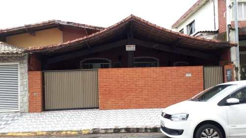 Casa, código 5928 em Praia Grande, bairro Maracanã