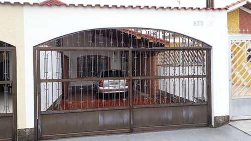 Casa, código 5934 em Praia Grande, bairro Caiçara