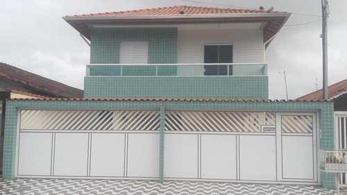 Casa de Condomínio, código 5936 em Praia Grande, bairro Samambaia