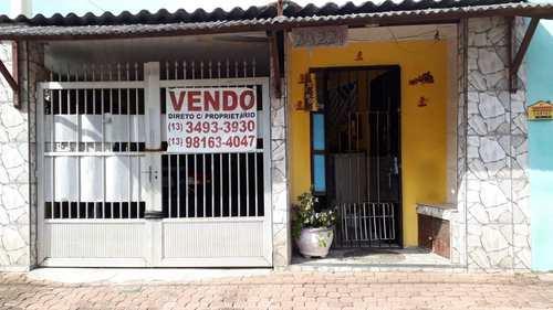 Casa, código 5943 em Praia Grande, bairro Solemar