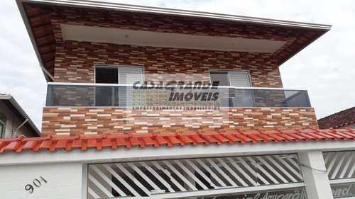 Casa de Condomínio, código 5979 em Praia Grande, bairro Ocian