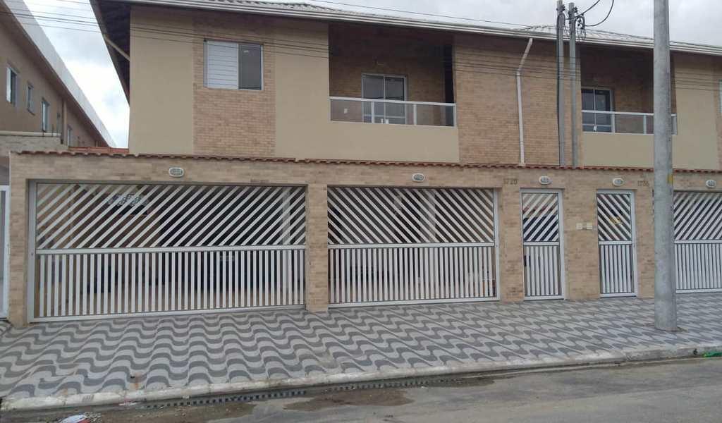 Sobrado de Condomínio em Praia Grande, bairro Esmeralda