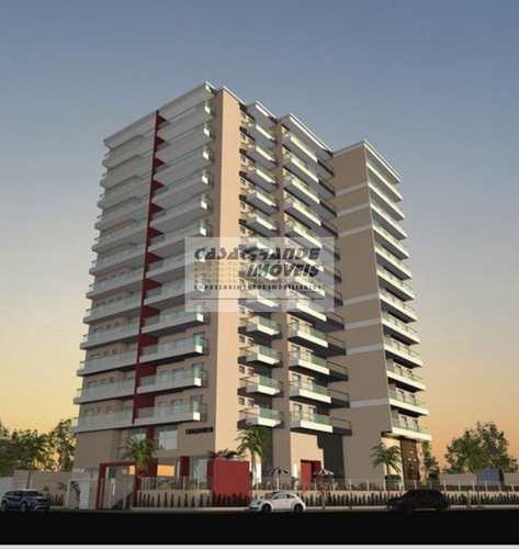 Apartamento, código 6052 em Praia Grande, bairro Caiçara