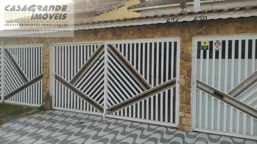 Casa, código 6174 em Praia Grande, bairro Maracanã