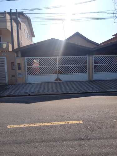 Casa, código 6208 em Praia Grande, bairro Mirim