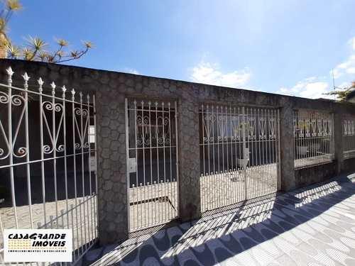 Casa, código 6253 em Praia Grande, bairro Caiçara