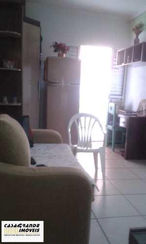 Kitnet, código 6276 em Praia Grande, bairro Mirim