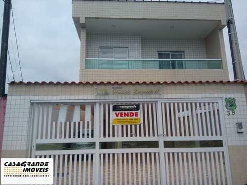 Casa de Condomínio, código 6300 em Praia Grande, bairro Caiçara